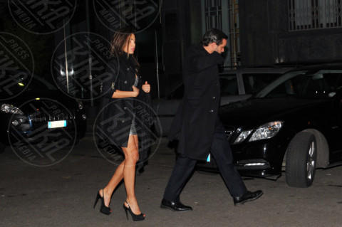 Cecilia Capriotti - Milano - 25-11-2013 - D'Urso-Massa: coppia fissa al party di Carlo Pignatelli
