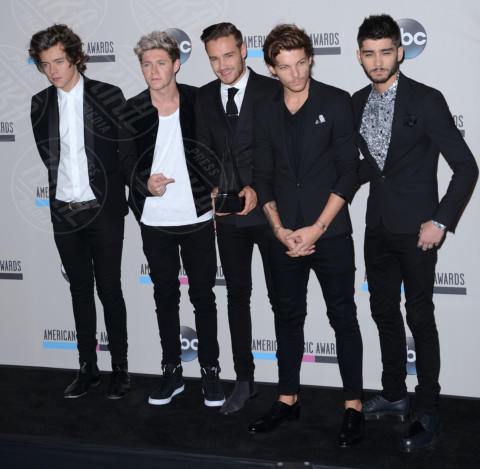One Direction - Los Angeles - 24-11-2013 - American Music Awards 2013: è trionfo Swift-Timberlake