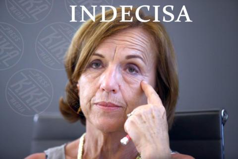 Elsa Fornero - Milano - 19-06-2011 - Dominatori, indecisi e orgogliosi: ecco le rughe rivelatrici