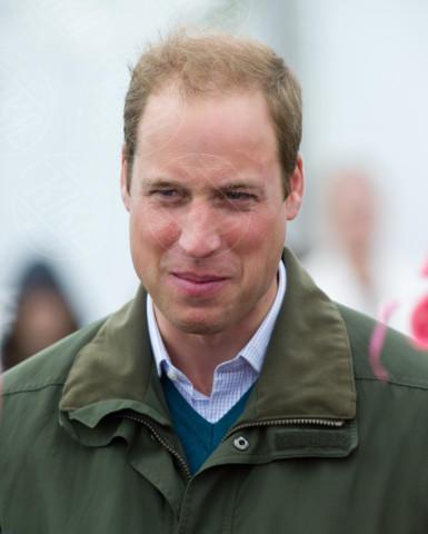Principe William - Anglesey - 14-08-2013 - Dominatori, indecisi e orgogliosi: ecco le rughe rivelatrici