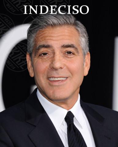 George Clooney - New York - 01-10-2013 - Dominatori, indecisi e orgogliosi: ecco le rughe rivelatrici