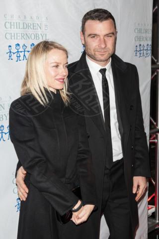 Liev Schreiber, Naomi Watts - New York - 25-11-2013 - Naomi Watts e Liev Schreiber, addio dopo 11 anni
