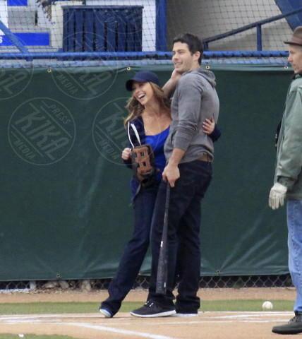 Brian Hallisay, Jennifer Love Hewitt - Los Angeles - 18-03-2013 - Jennifer Love Hewitt è diventata mamma e anche moglie