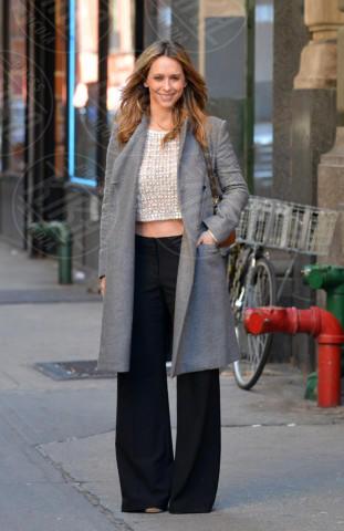 Jennifer Love Hewitt - New York - 04-03-2013 - Jennifer Love Hewitt è diventata mamma e anche moglie