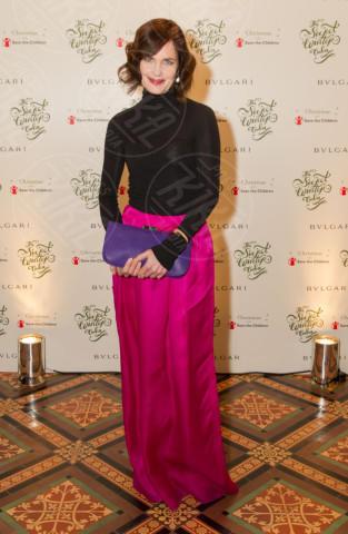 Elizabeth McGovern - Londra - 26-11-2013 - Downton Abbey: la sesta stagione sarà l'ultima