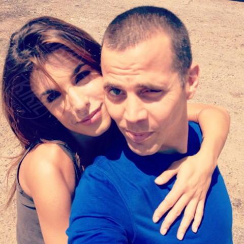 Elisabetta Canalis, Steve-O - Los Angeles - 22-06-2012 - Tutti gli uomini di Elisabetta Canalis