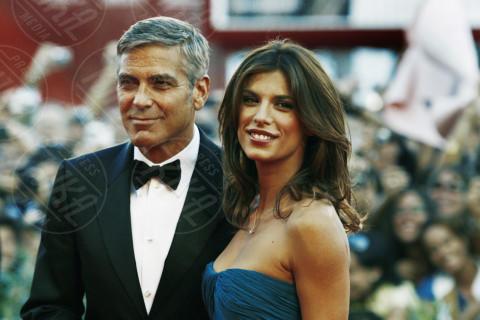 Elisabetta Canalis, George Clooney - Venezia - 08-09-2009 - Tutti gli uomini di Elisabetta Canalis