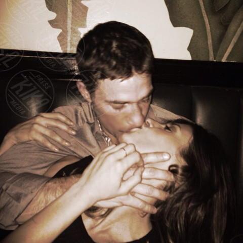 Brian Perri, Elisabetta Canalis - Beverly Hills - 25-10-2013 - Tutti gli uomini di Elisabetta Canalis