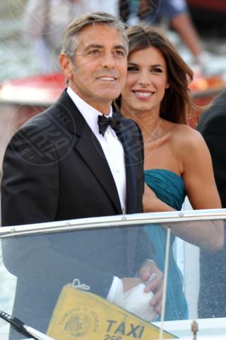 Elisabetta Canalis, George Clooney - Los Cabos - 08-09-2009 - Tutti gli uomini di Elisabetta Canalis