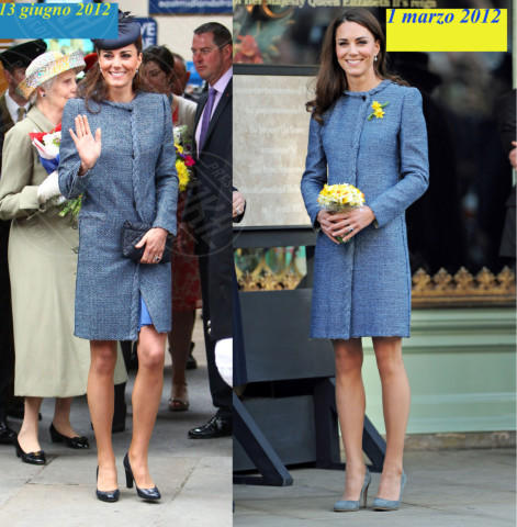 Kate Middleton - 28-11-2013 - Kate Middleton, modella per un giorno