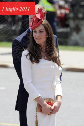 Principe William, Kate Middleton - Ottawa - 01-07-2011 - Kate Middleton, abito che vince non si cambia!