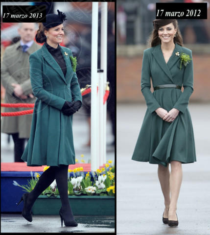 Kate Middleton - 28-11-2013 - Kate Middleton, abito che vince non si cambia!