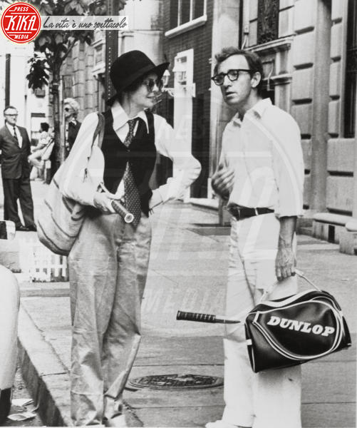 Woody Allen, Diane Keaton - 20-04-1977 - Diane Keaton shock: