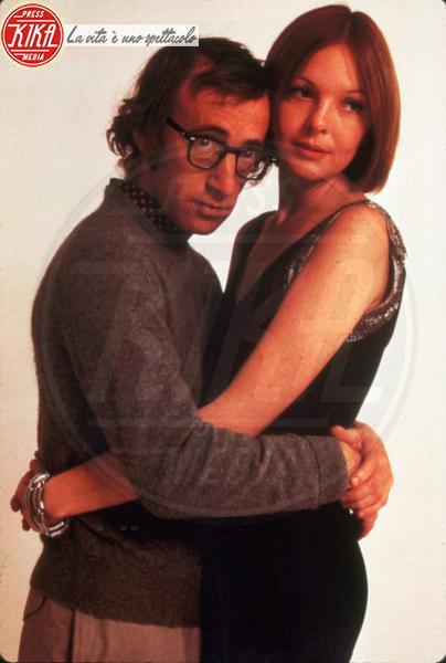 Woody Allen, Diane Keaton - Hollywood - 01-06-1972 - Diane Keaton shock: