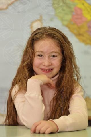 Sofia Viola - Alpette - 25-11-2013 - Sofia,  l'unica  alunna della scuola
