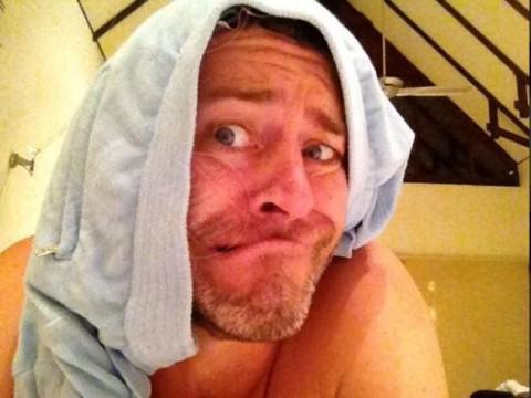 Howard Donald - Milano - 29-11-2013 - Dillo con un tweet: scandalo in casa Hunziker, Aurora fuma!