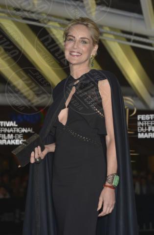 Sharon Stone - Marrakech - 29-11-2013 - Sharon Stone come Dorian Gray: il fascino non ha età