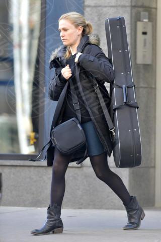 Anna Paquin - New York - 01-12-2013 - Russell Crowe & Co., quando l'attore diventa musicista