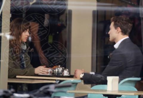 Jamie Dornan, Dakota Johnson - Vancouver - 02-12-2013 - Ciak si gira, partono le riprese di 50 sfumature di grigio