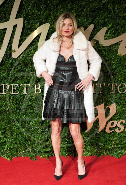 Kate Moss - Londra - 02-12-2013 - In rete i primi scatti di Kate Moss grazie a Gaetano Mansi
