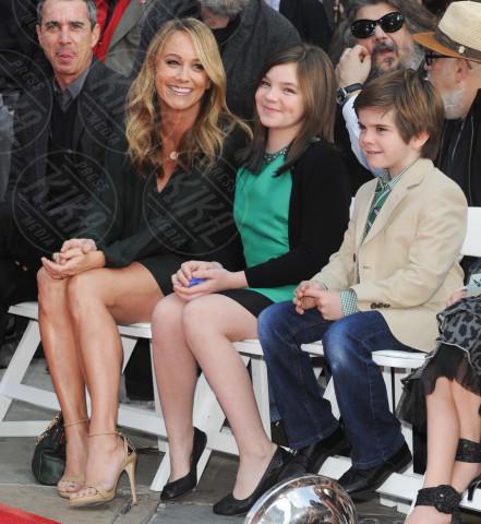 Christine Taylor - Hollywood - 03-12-2013 - Mamme in carriera: i figli sono la chiave del successo