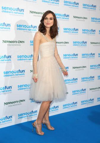 Keira Knightley - Londra - 04-12-2013 - Keira Knightley, raffinatezza e classe da Oscar sul red carpet