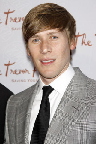 Dustin Lance Black - New York - 29-06-2009 - Il tuffatore britannico Tom Daley fa outing su YouTube