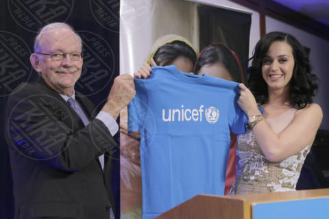 Anthony Lake, Katy Perry - New York - 03-12-2013 - Donne per un mondo migliore: Victoria Beckham ambasciatrice ONU