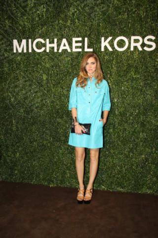 Chiara Ferragni - Milano - 04-12-2013 - Verde acqua, turchese, azzurro Tiffany: i colori dell'estate