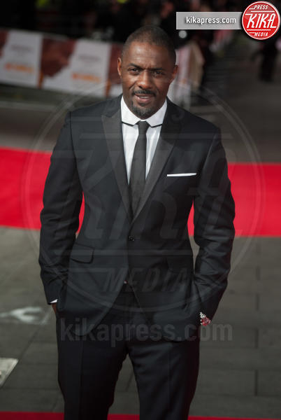 Idris Elba - Londra - 05-12-2013 - McConaughey e Idris Elba saranno i protagonisti de La Torre Nera