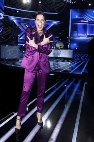 Simona Ventura - Milano - 05-12-2013 - Per il 2014, le celebrity scelgono il colore viola