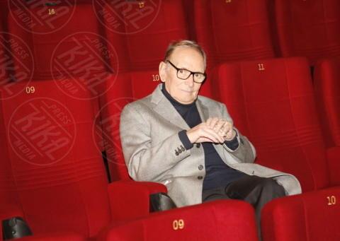 Ennio Morricone - Berlino - 06-12-2013 - Ennio Morricone è l'unico italiano in lizza per un Golden Globe