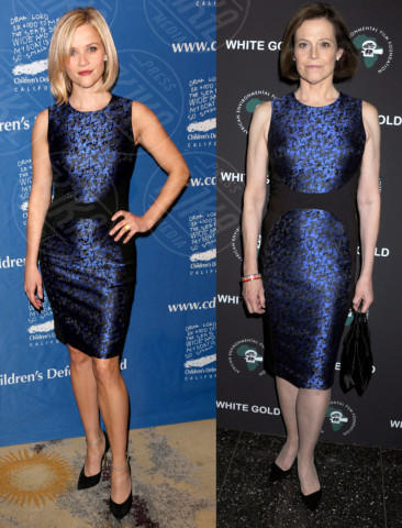 Reese Witherspoon, Sigourney Weaver - 09-12-2013 - Reese Witherspoon e Sigourney Weaver: chi lo indossa meglio?
