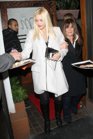 Gwen Stefani - West Hollywood - 09-12-2013 - Le celebrities vanno in bianco… anche d'inverno!