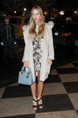 Harley Viera-Newton - New York - 11-02-2013 - Le celebrities vanno in bianco… anche d'inverno!