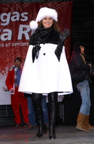 Shania Twain - Las Vegas - 07-12-2013 - Le celebrities vanno in bianco… anche d'inverno!