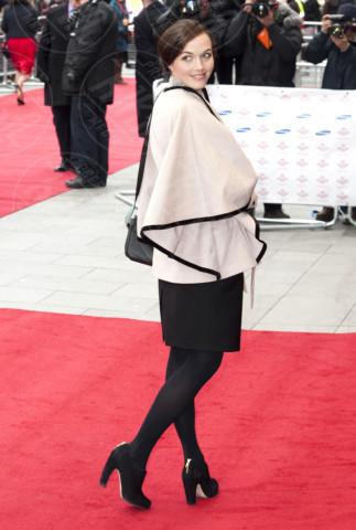 Victoria Pendleton - Londra - 26-03-2013 - La mantella, intramontabile classico senza tempo