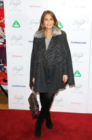 Rachel Stevens - Londra - 28-11-2013 - La mantella, intramontabile classico senza tempo
