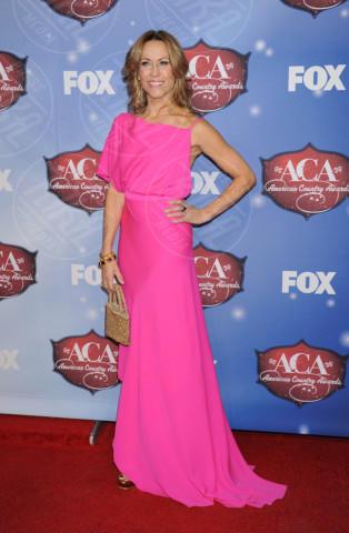 Sheryl Crow - Las Vegas - 09-12-2013 - La rivincita delle bionde in rosa shocking: le vip sono Barbie!