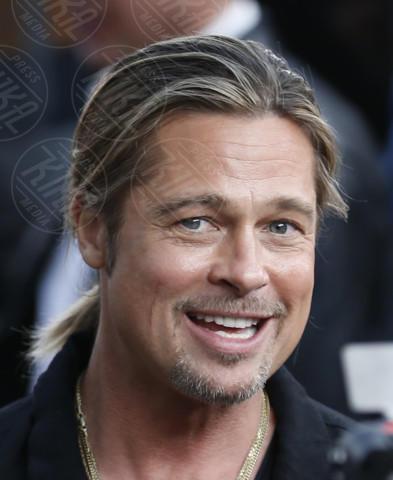 Brad Pitt - Parigi - 03-06-2013 - Tanti auguri Brad Pitt: la star di Hollywood compie 50 anni