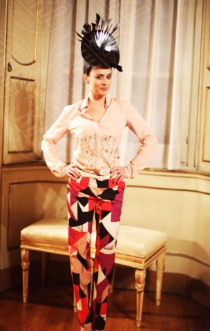 Paola Iezzi - Milano - 10-12-2013 - Bianca, colorata o fantasia: qual è la tua camicia?