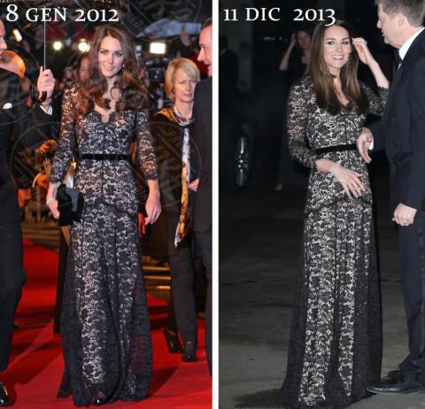 Kate Middleton, abito che vince non si cambia!