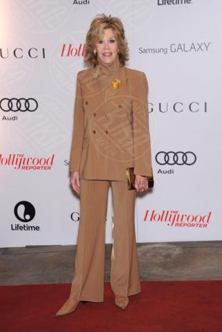 Jane Fonda - Beverly Hills - 11-12-2013 - Paolo Sorrentino arruola Jane Fonda e Michael Caine per Youth