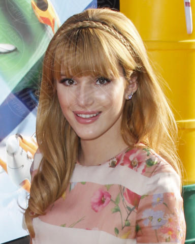 Bella Thorne - Hollywood - 06-08-2013 - Bella Thorne e Jada Pinkett Smith: chi lo indossa meglio?