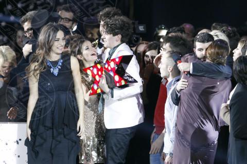 Michele Bravi, Violetta - Milano - 13-12-2013 - X-Factor 7: vincono Morgan e Michele Bravi
