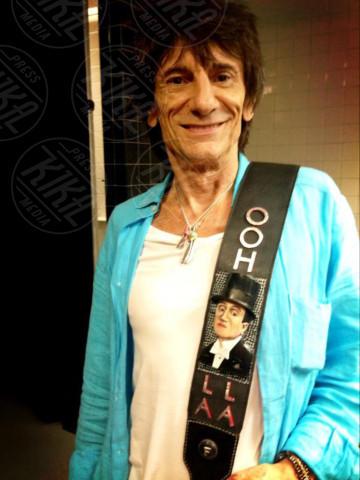 Ronnie Wood - Los Angeles - 25-06-2013 - Ronnie Wood e la lotta contro il cancro: