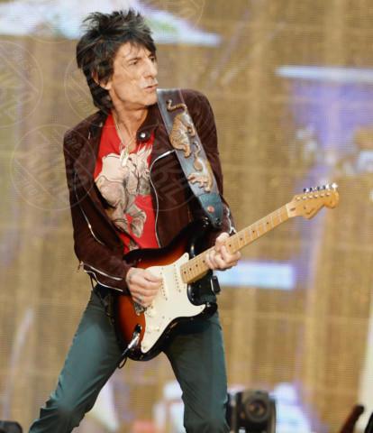 Ronnie Wood, Rolling Stones - Londra - 13-07-2013 - La musica si schiera contro Donald Trump
