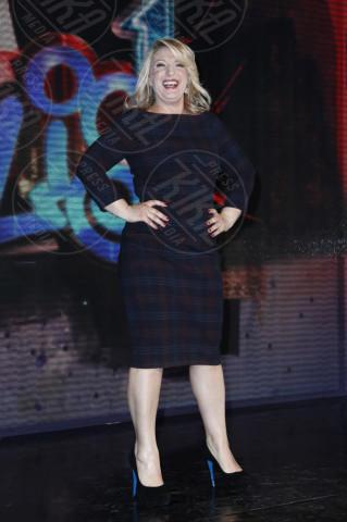 Katia Follesa - Milano - 16-12-2013 - Il must dell'autunno? Sua Maestà il tartan!
