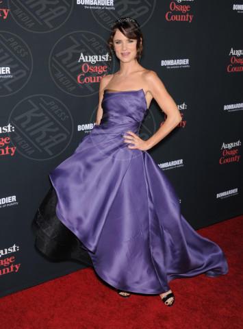 Juliette Lewis - Los Angeles - 15-12-2013 - Per il 2014, le celebrity scelgono il colore viola