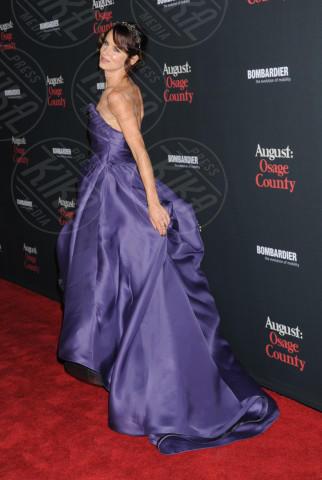 Juliette Lewis - Los Angeles - 15-12-2013 - Il red carpet sceglie il colore viola. Ma non portava sfortuna?